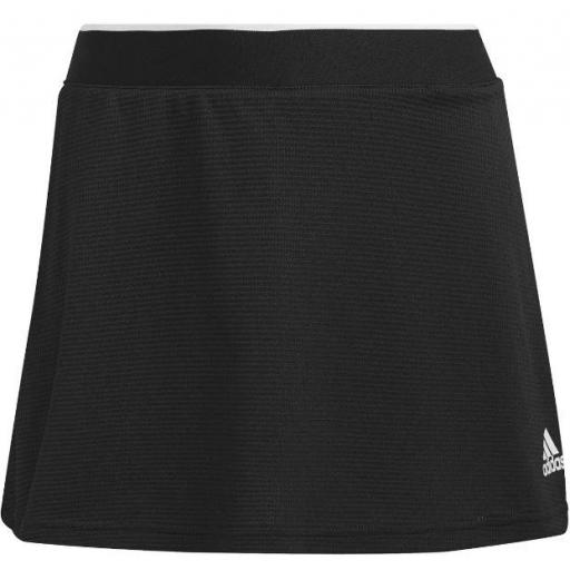 Falda Adidas Club Tennis Skirt Negra