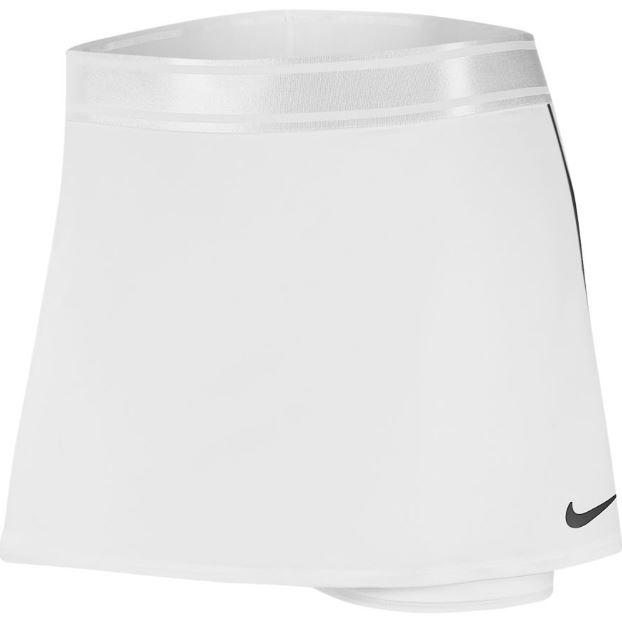Falda Nike Court Dry Tenis Skirt Blanca