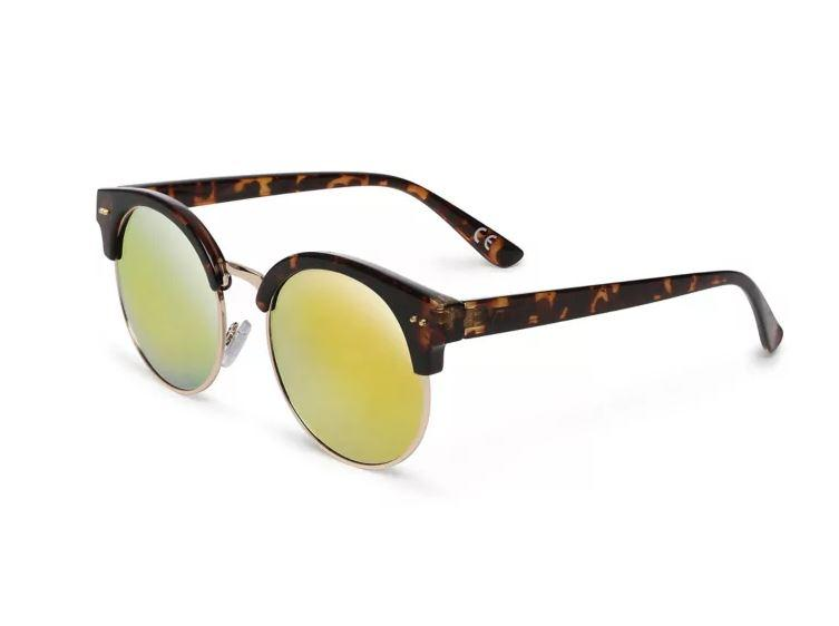 Gafas de Sol Vans Rays For Daze Marrón/Amarilla