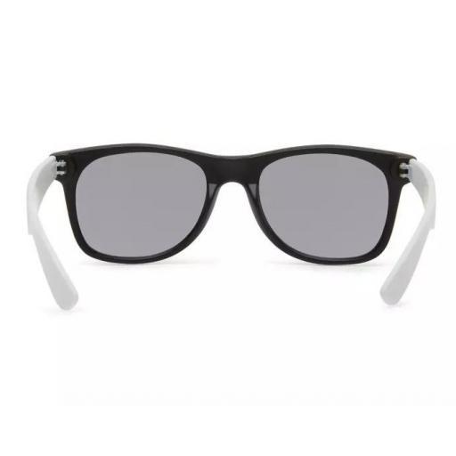 Vans Gafas de Sol Spicoli 4 Shade Negra/Blanca [2]