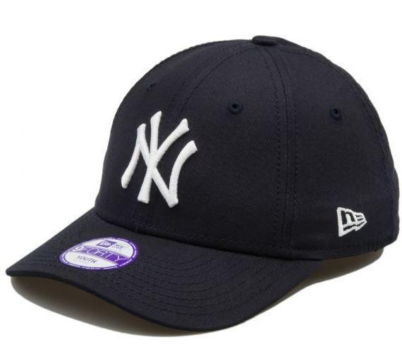 New Era Gorra Niños NY Yankees Essential 9 40 azul
