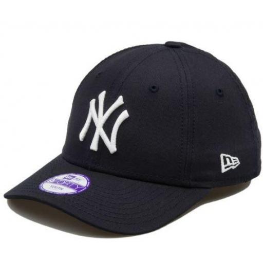 New Era Gorra Niños NY Yankees Essential 9 40 azul [0]