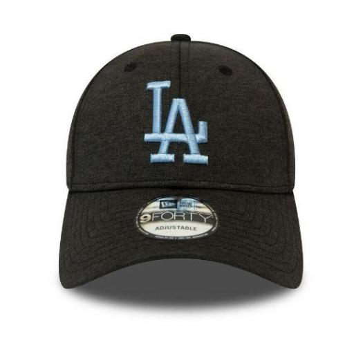 New Era Gorra Shadow Tech 9 40 Los Angeles Dodgers Negro/Celeste [1]