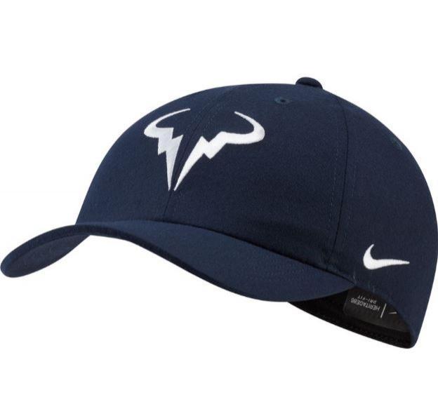 Gorra Nike Rafa Nadal AeroBill H86 Azul Marino
