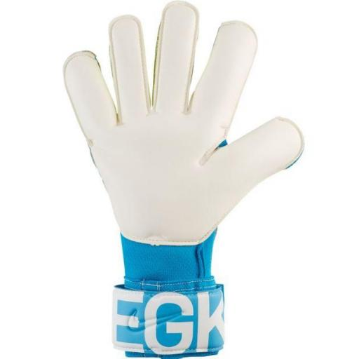 Guantes Portero Nike GK Grip3 Azul Blanco [1]