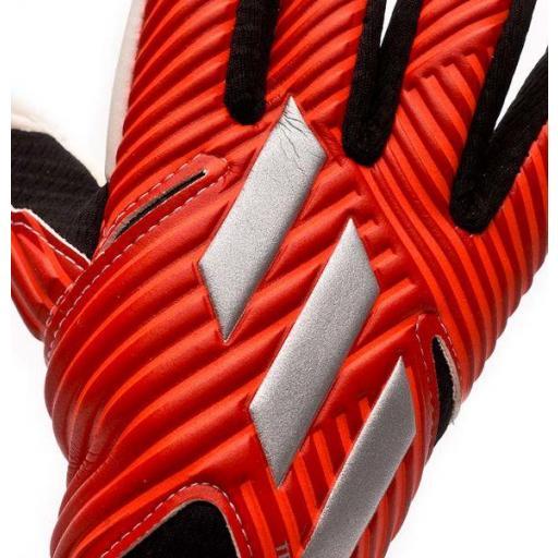 Guantes Portero Adidas Nemeziz Training Rojo [3]