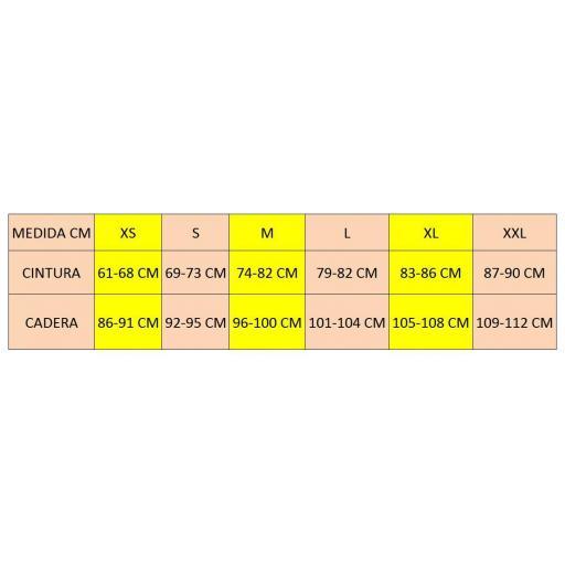 Sontress Leggings Supplex Anticelulítico Reafirmante 1416-7 [2]