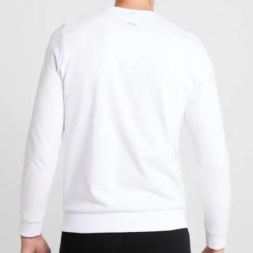 Sudadera Fila Sweater Rocco Blanco [1]