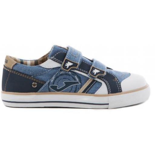 Zapatillas Joma Niños C.Park Jr 714 Azul [1]