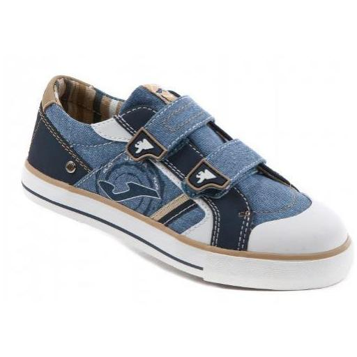 Zapatillas Joma Niños C.Park Jr 714 Azul [2]
