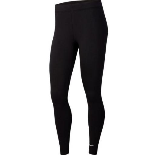 Malla Larga Nike Sportswear Leggings Club Negro