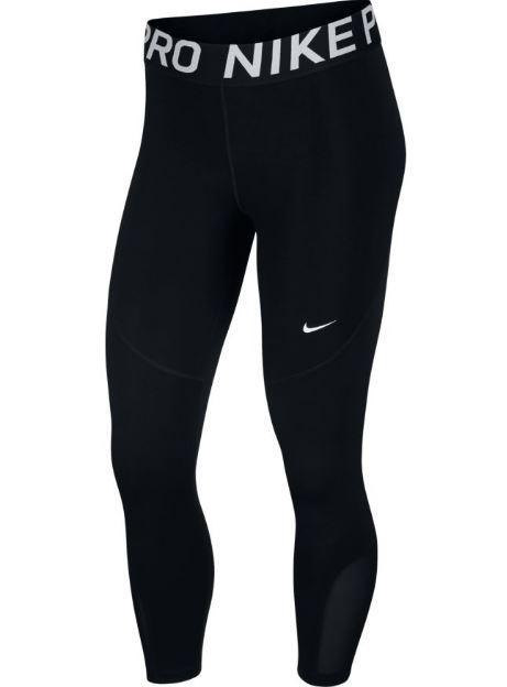 Legging Nike Pro Capri Crop Malla Deporte