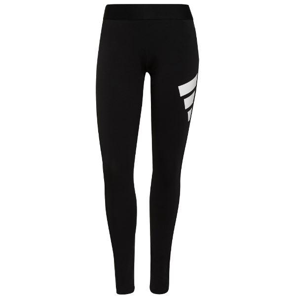 Malla Adidas W Future Icons 3 Bandas Legging Negro/Blanco