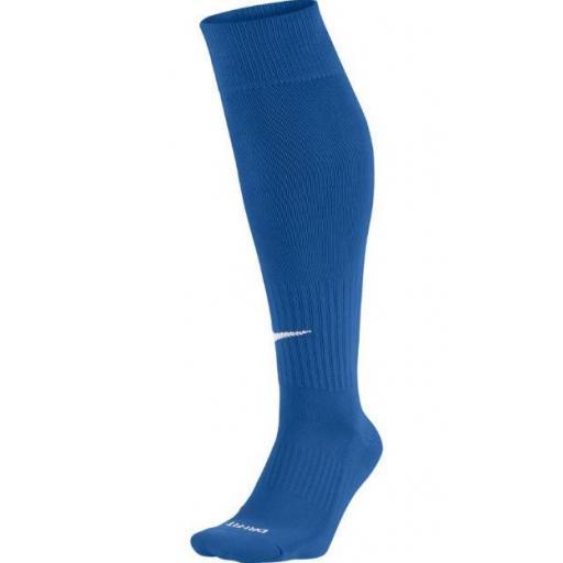 Medias Nike Academy Over-The-Calf Football Socks Azul