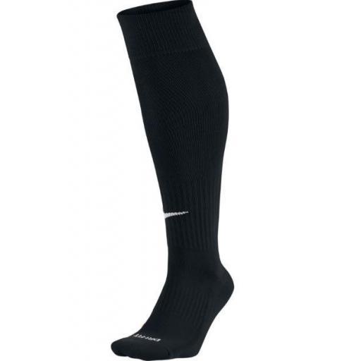 Medias Nike Academy Over-The-Calf Football Socks Negro