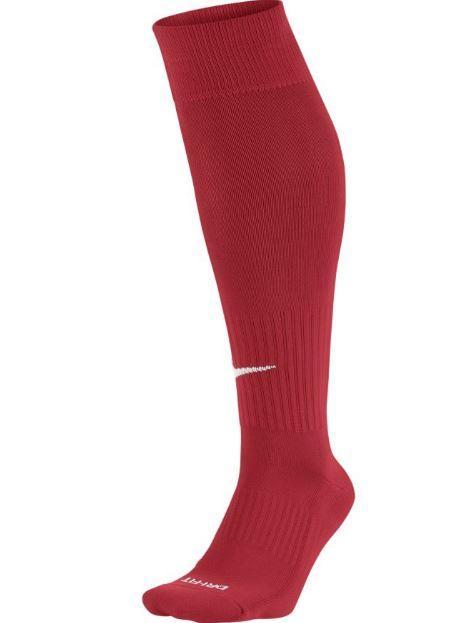 Medias Nike Academy Over-The-Calf Football Socks Rojo