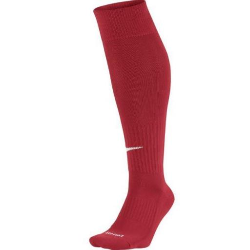 Medias Nike Academy Over-The-Calf Football Socks Rojo
