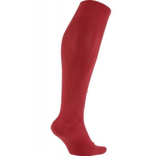 Medias Nike Academy Over-The-Calf Football Socks Rojo [1]