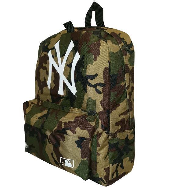Mochila New Era MLB Stadium Pack New York Yankees Camuflaje