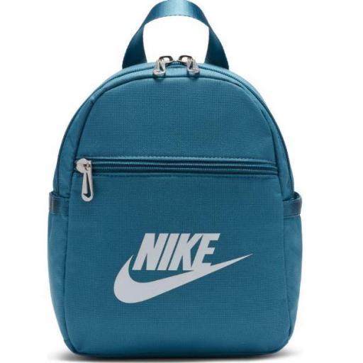 Nike Mochila Pequeña Futura 365 MINI BackPack Azul