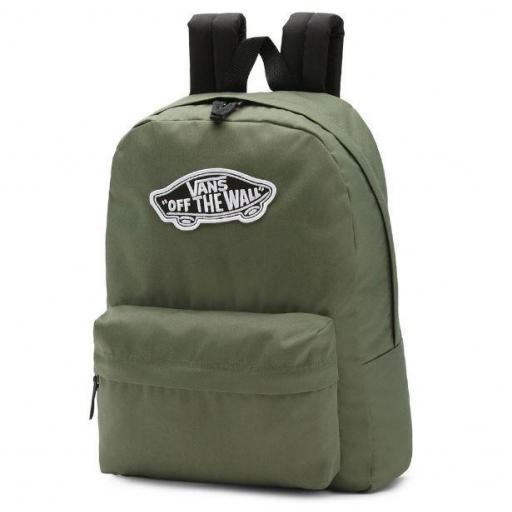 Mochila Vans Realm Backpack Verde Thyme