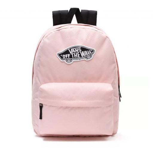 Mochila Vans Realm Backpack Rosa Claro