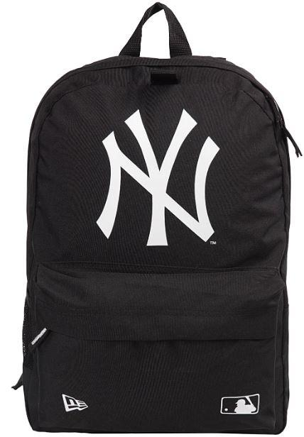 Mochila New Era MLB Stadium Pack New York Yankees Negra