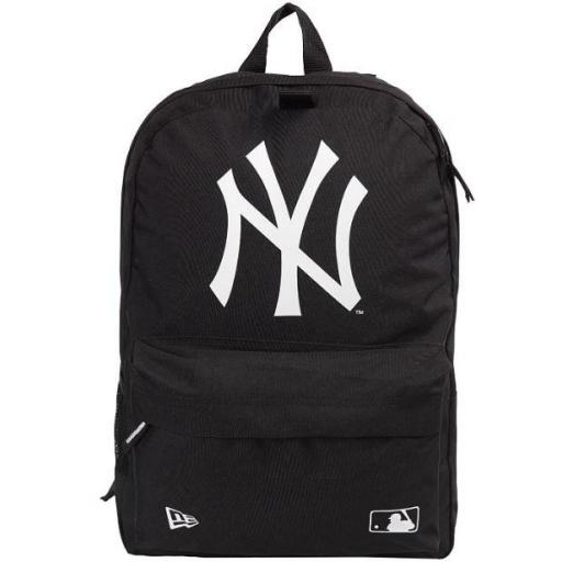 Mochila New Era MLB Stadium Pack New York Yankees Negra [0]