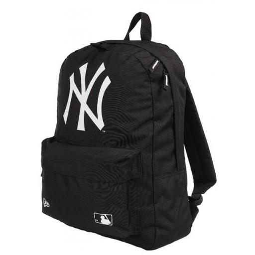 Mochila New Era MLB Stadium Pack New York Yankees Negra [1]