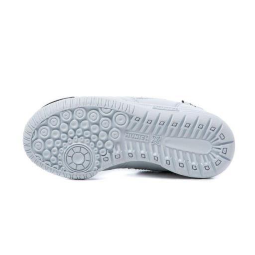 Zapatillas Munich G-3 Kid VCO Profit Niños Velcro Blanca [1]