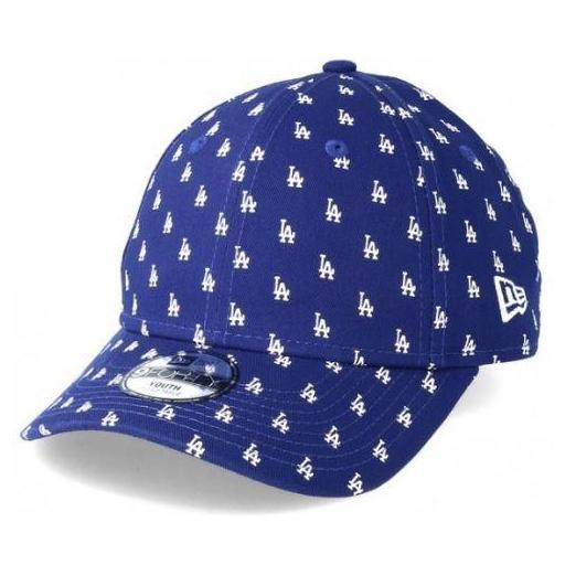 New Era Gorra Niños Los Angeles Monogram