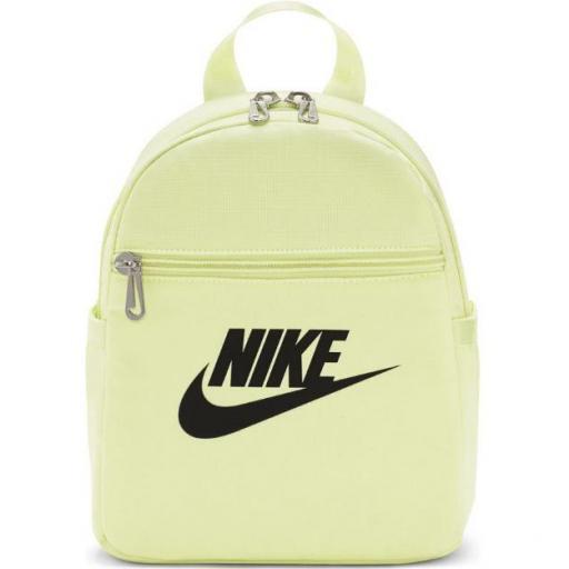 Nike Mochila Pequeña Futura 365 MINI BackPack Verde