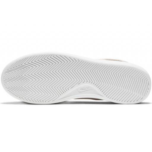 Zapatillas Nike Court Royale 2 MID Blanco/Dorado [3]