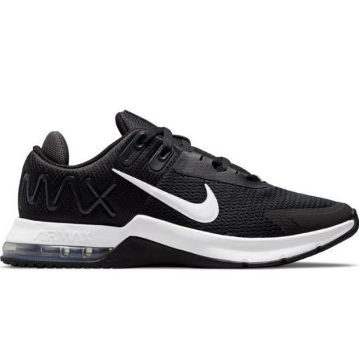Zapatillas Nike AIR MAX ALPHA Trainer 4 Negro/Blanco