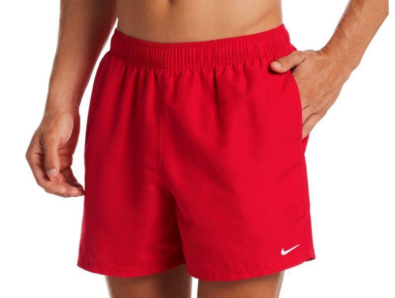 """Bañador Nike Swim Essential Volley 5"""" Short Rojo"""