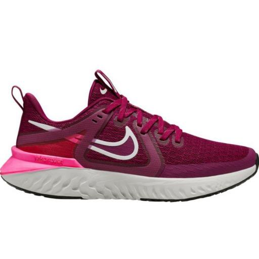 Zapatillas Nike Legend React 2 Running Rosa Fresa