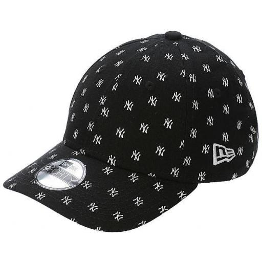 New Era Gorra Niños Monogram NY Yankees