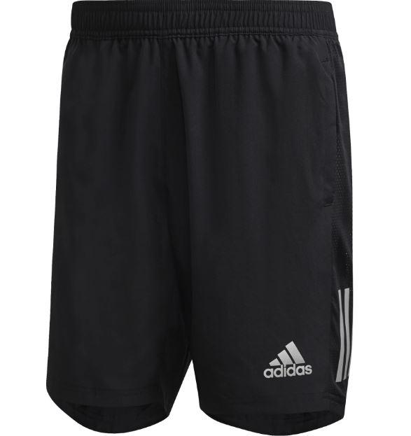 """Pantalón Corto Adidas Own The Run Short 5"""" Negro"""