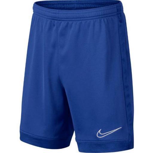 Pantalón Corto Nike Dri-FIT Academy 21 Niños Azul