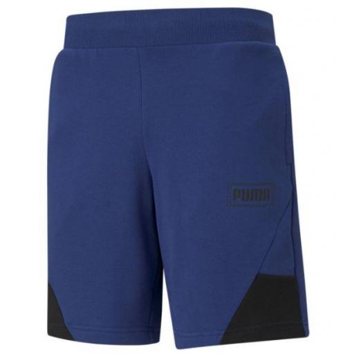 Bermuda Puma REBEL Shorts Azul