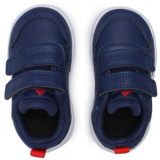 Zapatillas Adidas Tensaur I Velcro Niño Pequeño Azul Marino [1]