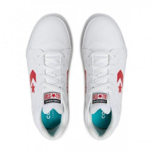Zapatillas Converse El Distrito 2.0 Hombre Blanca [2]