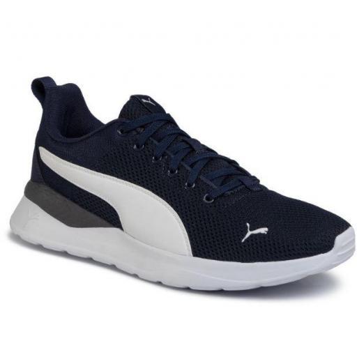 Zapatillas Puma Anzarun Lite Azul Marino/Blanco [1]