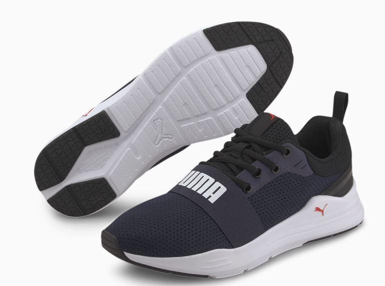Zapatillas Puma Wired Run Azul