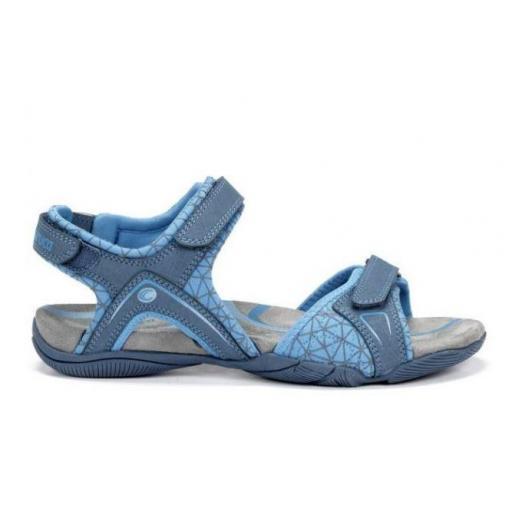 Sandalia Chiruca Gandia 11 Azul/Gris