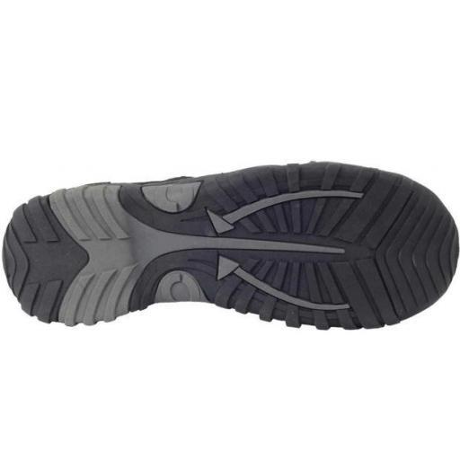 Sandalia Hi-Tec Koga Sandal Trekking Negro/Gris [2]
