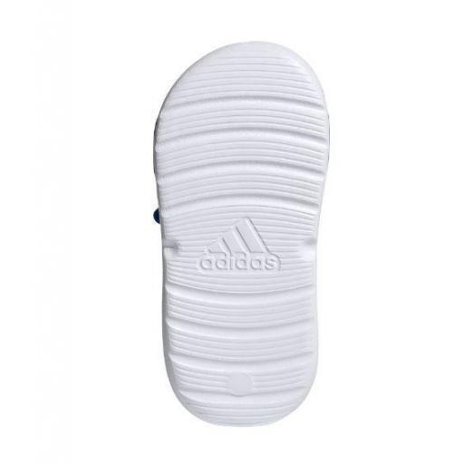 Sandalias Adidas Swim Sandal Velcro Marvel Los Vengadores [3]