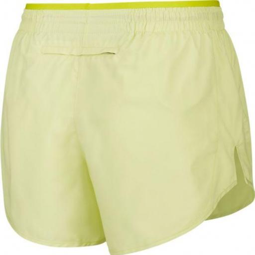 Pantalón corto Nike Tempo Lux 3 IN Mujer Verde Lima [2]