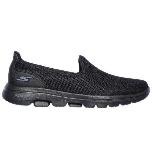 Zapatillas Skechers GOWalk 5 Negro Mujer