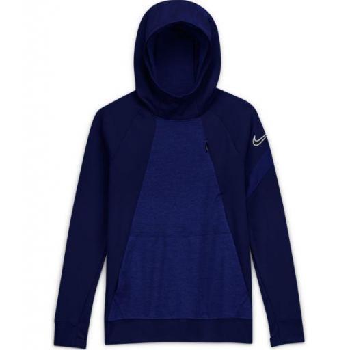 Nike Sudadera con capucha Dri-FIT Academy Niño Azul